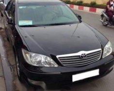 Bán Toyota Camry 3.0V đời 2004, màu đen, số tự động  giá 358 triệu tại Tp.HCM