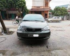 Cần bán gấp Toyota Corolla altis 1.8G MT sản xuất 2005, màu xám giá 298 triệu tại Vĩnh Phúc