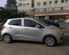 Cần bán xe Hyundai i10 sản xuất năm 2015, màu bạc, xe nhập, giá tốt giá 300 triệu tại Tp.HCM