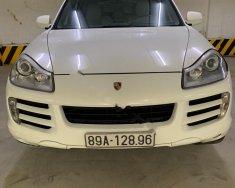 Bán xe Porsche Cayenne 3.6 V6 đời 2007, màu trắng, nhập khẩu giá 695 triệu tại Tp.HCM