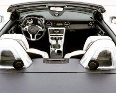 Cần bán gấp Mercedes SLK 350 sản xuất 2012, màu trắng, nhập khẩu chính chủ giá 1 tỷ 450 tr tại Tp.HCM