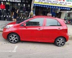 Cần bán Kia Morning SI AT đời 2015, xe gia đình sử dụng, chính chủ, không trầy đâm đụng giá 335 triệu tại Đà Nẵng