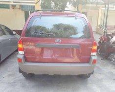 Cần bán Ford Escape sản xuất 2003, màu đỏ, xe nhập giá 230 triệu tại Đà Nẵng