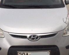 Cần bán lại xe Hyundai i10 1.1 MT sản xuất 2009, màu bạc, xe nhập chính chủ giá cạnh tranh giá 185 triệu tại Hà Nội