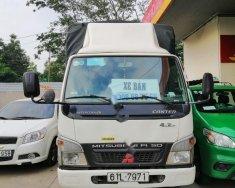 Cần bán Fuso Canter năm 2009, màu trắng giá 290 triệu tại Tp.HCM