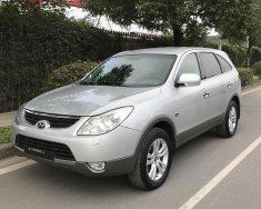 Bán Hyundai Veracruz AWD đời 2010, màu bạc, xe nhập giá 660 triệu tại Hà Nội