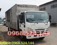 Xe tải isuzu NQR 5T thùng dài 6m1, giá cạnh tranh cuối năm giá 550 triệu tại Tp.HCM