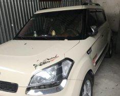 Bán ô tô Kia Soul 1.6 AT sản xuất năm 2009, màu kem (be), xe nhập chính chủ giá 375 triệu tại Hà Nội