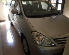 Cần bán xe Toyota Innova V sản xuất 2009, màu bạc số tự động, giá chỉ 429 triệu giá 429 triệu tại Hải Phòng