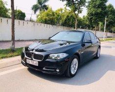 Bán ô tô BMW 5 Series 520i sản xuất năm 2015, màu đen, nhập khẩu nguyên chiếc giá 1 tỷ 580 tr tại Hà Nội