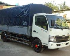Bán ô tô tải thùng kín Hino 300 Series XZU720l đời 2018, màu trắng giá 660 triệu tại Hà Nội
