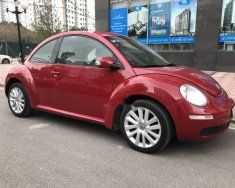 Cần bán xe Volkswagen Beetle 2.0 đời 2009, màu đỏ, nhập khẩu nguyên chiếc chính chủ giá 580 triệu tại Hà Nội