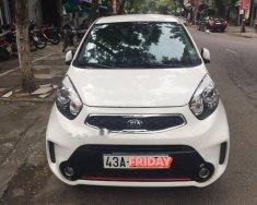 Cần bán gấp Kia Morning SI 1.25AT sản xuất năm 2016, màu trắng như mới, 338tr giá 338 triệu tại Đà Nẵng