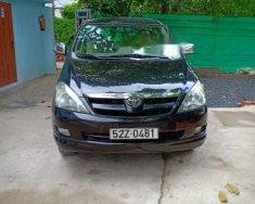 Cần bán lại xe Toyota Innova 2.0 G đời 2006, màu đen, nhập khẩu  giá 360 triệu tại Đồng Nai