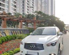 Bán xe Infiniti QX60 đăng ký lần đầu 6/2015, màu trắng nhập từ Mỹ giá 2 tỷ 500 tr tại Hà Nội