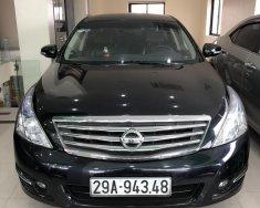 Bán ô tô Nissan Teana 2.0AT đời 2010, màu đen, xe nhập khẩu giá 499 triệu tại Hà Nội