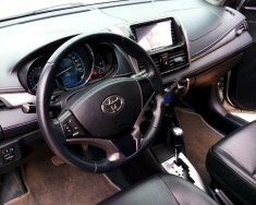 Bán ô tô Toyota Vios 1.5G năm sản xuất 2014, màu bạc như mới, giá tốt giá 480 triệu tại Thái Nguyên