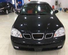 Bán Daewoo Lacetti 1.6MT năm 2004, màu đen, giá tốt giá 145 triệu tại Phú Thọ