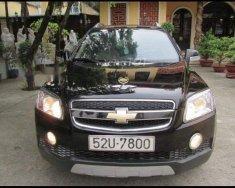 Cần bán Chevrolet Captiva năm 2009, màu đen, xe nhập, xe mới 95% giá 440 triệu tại Tp.HCM
