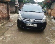 Cần bán xe Nissan Livina đời 2010, màu đen, xe đẹp giá 285 triệu tại Hà Nội