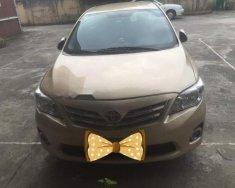 Bán xe Toyota Corolla XLI sản xuất năm 2011, màu vàng, nhập khẩu nguyên chiếc, giá 515tr giá 515 triệu tại Hà Nam
