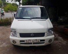 Cần bán gấp Suzuki Wagon R đời 2001, màu trắng giá 99 triệu tại Đồng Tháp