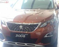 Cần bán Peugeot 3008 1.6 AT đời 2018, màu nâu giá 1 tỷ 199 tr tại Tp.HCM