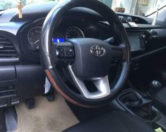 Bán Toyota Hilux 2.5E 2016, màu bạc, xe nhập, số sàn giá 570 triệu tại Đồng Nai
