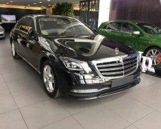 Bán Mercedes S450 đời 2018, màu đen, nhập khẩu giá 4 tỷ 199 tr tại Tp.HCM