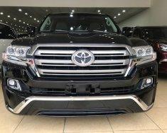 Bán Toyota Land Cruiser VX sản xuất 2016, đăng ký 2016, màu đen, nội thất kem giá 3 tỷ 750 tr tại Hà Nội