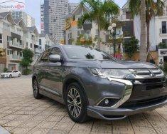 Cần bán lại xe Mitsubishi Outlander sản xuất 2016, màu xám, xe nhập như mới, 975tr giá 975 triệu tại Hà Nội