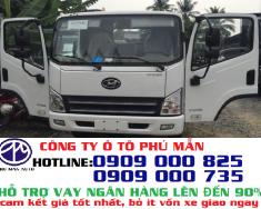 Bán xe Faw 7.3 Tấn – Faw 7T3 – Máy Hyundai – Thùng 6M2 giá 595 triệu tại Tp.HCM
