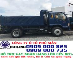 Bán xe Jac ben 7T8, thùng 6.5 khối giá Giá thỏa thuận tại Tp.HCM