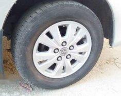 Cần bán Toyota Innova G năm 2012, màu bạc số sàn giá 440 triệu tại Hải Phòng