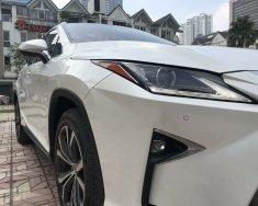 Cần bán lại xe Lexus RX RX200T đời 2017, màu trắng, xe nhập xe gia đình giá 3 tỷ 120 tr tại Hà Nội