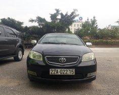Cần bán Toyota Vios năm 2006, màu đen, 179tr giá 178 triệu tại Hải Phòng