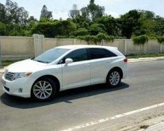 Bán xe cũ Toyota Venza 2009, màu trắng, nhập khẩu giá 730 triệu tại Tp.HCM