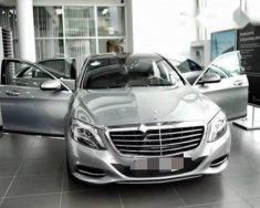 Cần bán xe Mercedes S500 sản xuất 2013, màu bạc chính chủ giá 3 tỷ 390 tr tại Tp.HCM