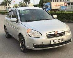 Bán ô tô Hyundai Verna sản xuất năm 2008, màu bạc, nhập khẩu nguyên chiếc, 179tr giá 179 triệu tại Thái Bình