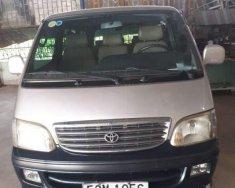 Cần bán lại xe Toyota Hiace năm 2000 đã đi 150.000km, giá chỉ 80 triệu giá 80 triệu tại Tp.HCM