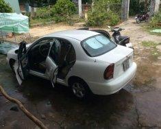 Cần bán Daewoo Lanos năm 2003, màu trắng, nhập khẩu nguyên chiếc giá cạnh tranh giá 98 triệu tại Cần Thơ
