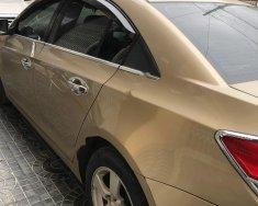 Cần bán xe Chevrolet Cruze LS 1.6 MT đời 2012, màu vàng  giá 337 triệu tại Gia Lai