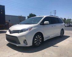 Bán Toyota Sienna Limited 3.5 nhập mỹ 2019, màu trắng, xe giao xe ngay, giá cực tốt.LH : 0906223838 giá 4 tỷ 180 tr tại Hà Nội