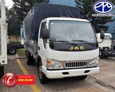 Xe tải JAC 2t4 Động cơ ISUZU thùng dài 4m4. giá 100 triệu tại Bình Dương