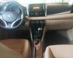 Bán ô tô Toyota Vios 1.5E CVT 2017, màu bạc chính chủ, giá 536tr giá 536 triệu tại Phú Thọ