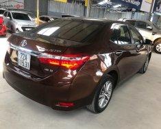 Bán gấp Toyota Corolla altis 1.8G AT năm 2014, màu nâu, giá tốt giá 648 triệu tại Tp.HCM