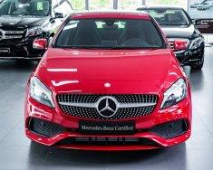 Bán Mercedes-Benz A 250, màu đỏ, xe chính hãng giá 1 tỷ 230 tr tại Tp.HCM