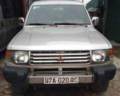 Cần bán lại xe Mitsubishi Pajero đời 1993, màu bạc nhập khẩu nguyên chiếc, giá tốt 98tr giá 98 triệu tại Hà Nội