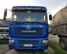 Ngân hàng VPBANK bán thanh lý xe tải Shacman 4 chân đời 2015 BKS 098.14, giá khởi điểm 603 triệu giá 603 triệu tại Tp.HCM