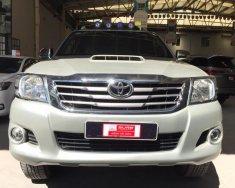 Bán Toyota Hilux 2.4E đời 2014, màu bạc, xe bán tải máy dầu, số sàn, giá còn thương lượng giá 560 triệu tại Tp.HCM
